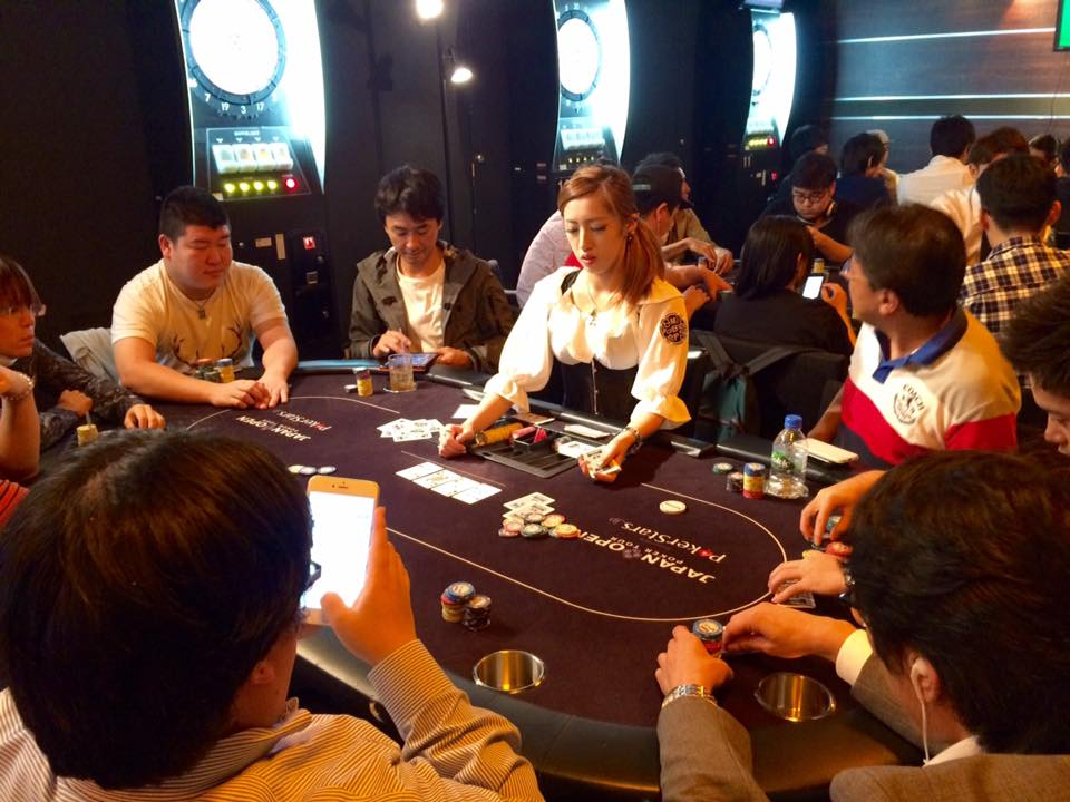 Babylon MBP Poker Room