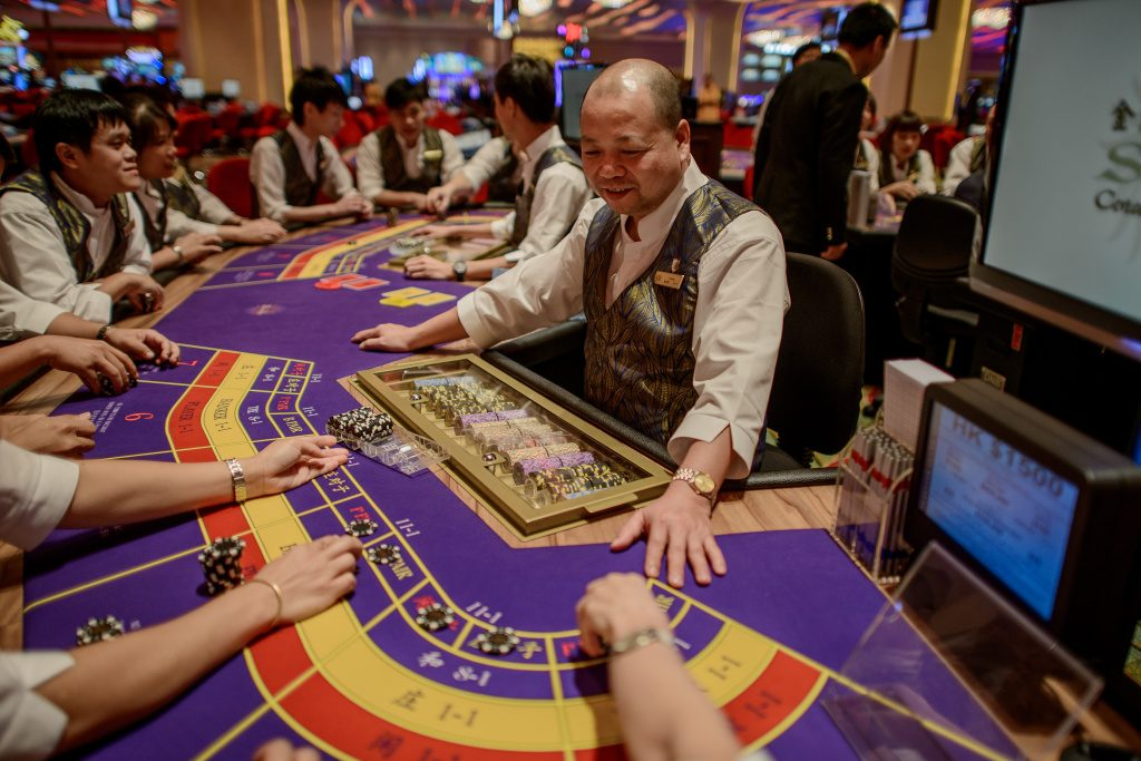 Baccarat - Hotels and Casinos in Macau