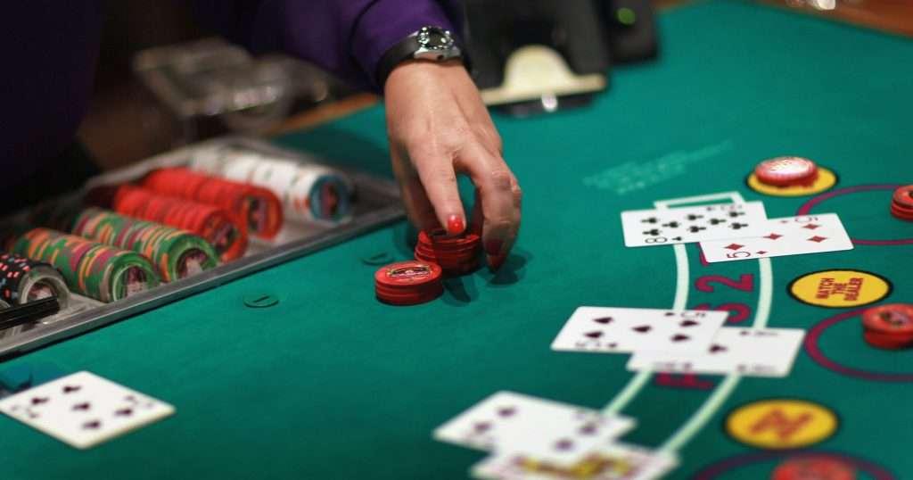 Blackjack dealer salary australia